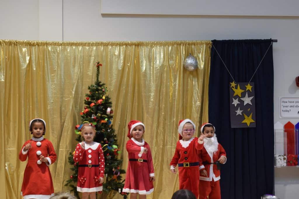 Rock Around The Christmas Tree.Foundation Sure Did Rock Around The Christmas Tree